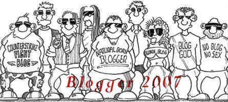 Blogger 2007
