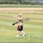 Golf-Hund