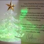 1tes Weihnachtsgeschenk