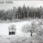 Schneevergleich