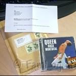 Queen angekommen!!!