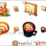Tolle RSS/Feed-Icons