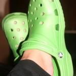 Crocs Fan