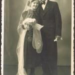 1939 erste Hochzeit