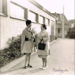 1960(?) mit meiner Mama
