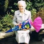 1999 mit Marens Schultüte