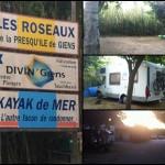 Camping Les Roseaux de la Presqu'ile de Giens