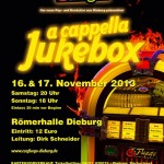 "Morgen, in 2 Wochen ""a cappella Jukebox"""