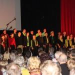"""ConFuegos erstes Konzert: """"a cappella Jukebox"""""""
