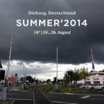 Sommer 2014!
