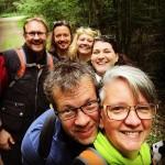 1 Sonntag, 6 Freunde, 4 Hunde & 22.000 Schritte!
