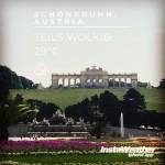 Warmes Schönbrunn