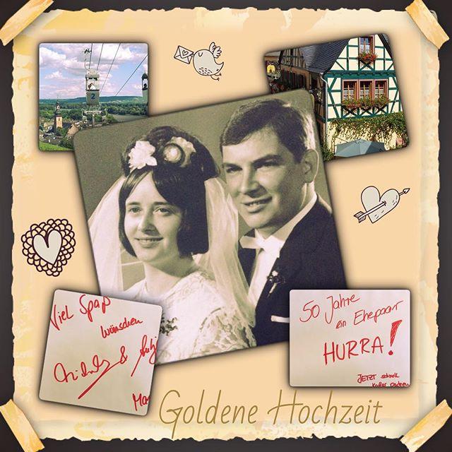 50 Ehejahre HGW! #mamapapa #goldenehochzeit #50jahre