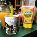 Letztes Urlaubsfrühstück ️