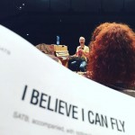 He believes we can fly :D