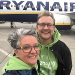 Auf nach Irland …