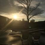 Ein bisschen Sonne