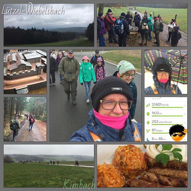 Wanderung 2/2016 *check* #wanderung #owkdieburg #owk #vonLützelWiebelsbachnachKimbach #limesweg #aufdenspurenderrömer #ohneschatzi #mitmüllers