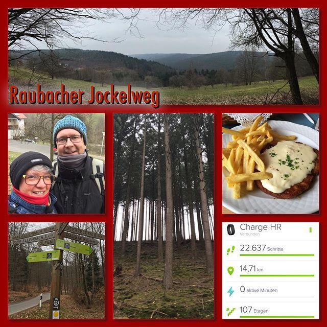 Wanderung 3/2016 *check* #wanderung #owk #owkdieburg #mitschatzi #raubacherjockel #olfen