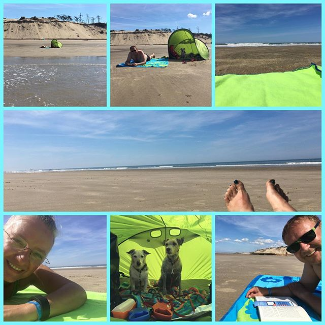Baywatch ^^ #urlaub #frankreich #sonne #strand #meer #waswillmanmehr #soulacplage #soulacplagesurlamer #entspannungpur