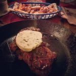 Road House Rumpsteak *yummy*