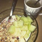 Guten Morgen WACH Frühstück ^^