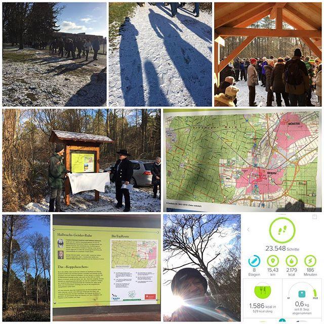 1. Wanderung 2017 #owk #owkdieburg #rundumdieburg #erlebnishüttenwanderung #gundersaalschutzhütte #hallwachsgeislerruhe #koppelseechen #6km #plus9kmhinundzurück