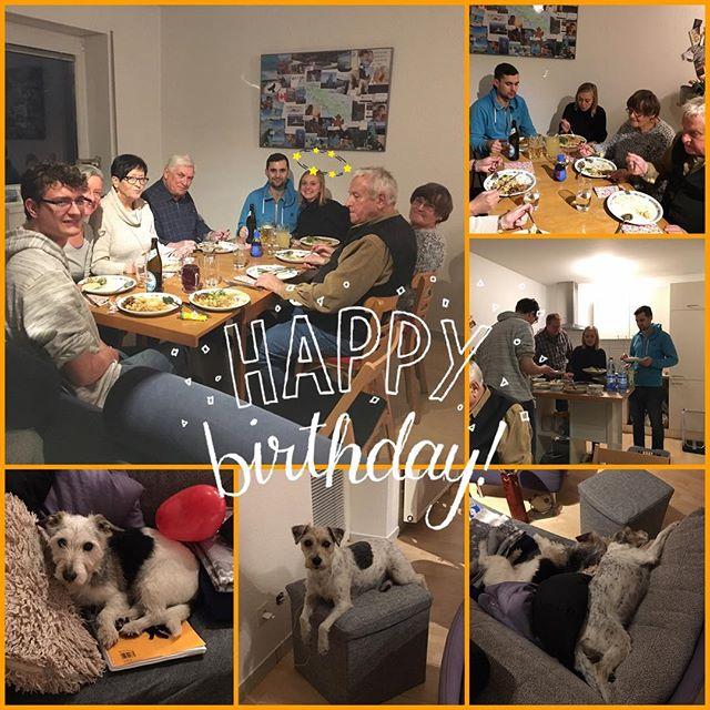 Zweites Dutzend  #happybirthday #Maren #24 #geburtstag #feier #imneuenheim