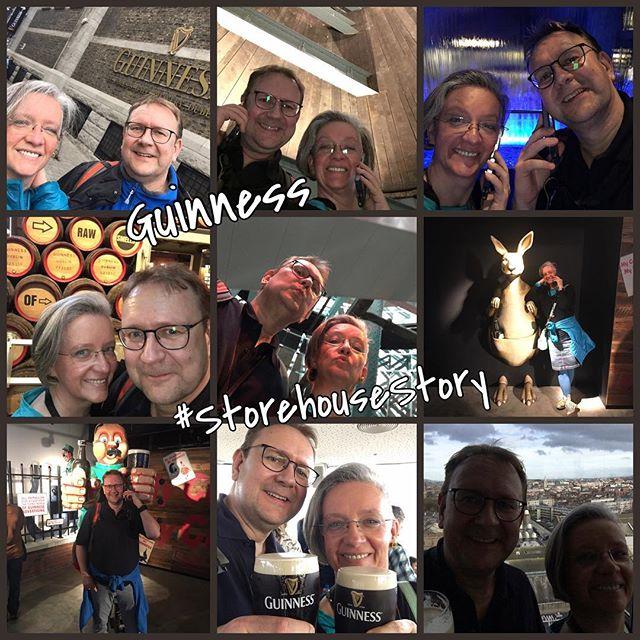 SelfSelfSelfiiiiiii :D #selfies #guinness #storehouse #spielkinder #erholungstage #haha #städtetour #Dublin