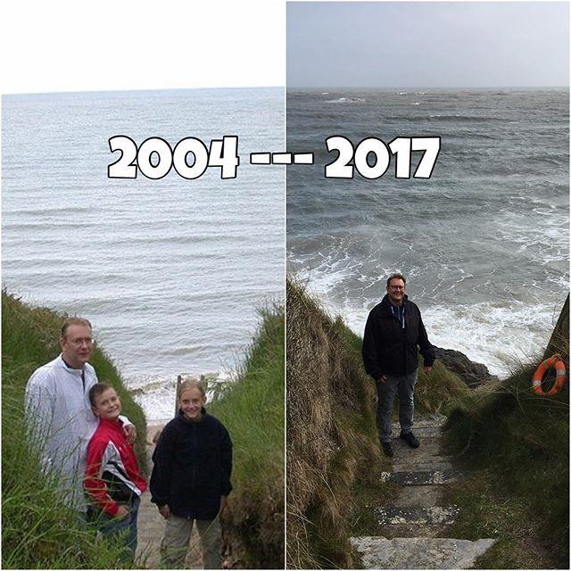 Wiedergefunden :) #irland #brittabay #vor13Jahren #planwagenfahrt2004 #mammde