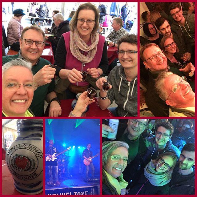 Feierei! Wendelinusfest & 1. Dieburger Tanz Dreieck #dieburg #wendelinusfest #owkdieburg #äppler #apfelweinhofdieburg #DieburgerTanzDreieck #getränkebraunwart #sal #petermann #m22 #watertide
