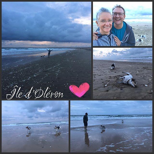 Mehr Meer ️ #Urlaub #Frankreich #Meer #iledoleron #camping #luros