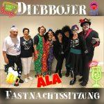 Diebbojer Fastnachtssitzung  #äla #dieburg #diebbojer #fastnachtssitzzung #fastnacht #5teJahreszeit #mitfreunden